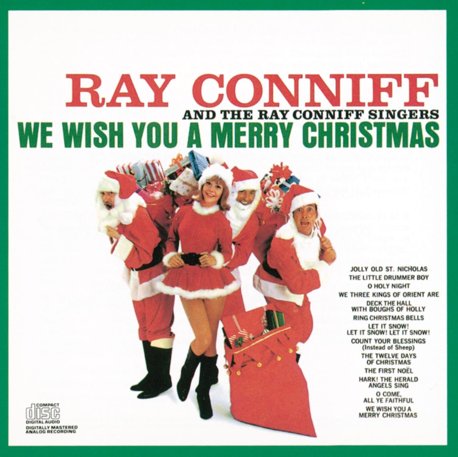 Ray Conniff, Ray Conniff Singers - We Wish You a Merry Christmas ...