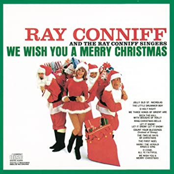 we wish you a merry christmas - Ray Conniff Christmas