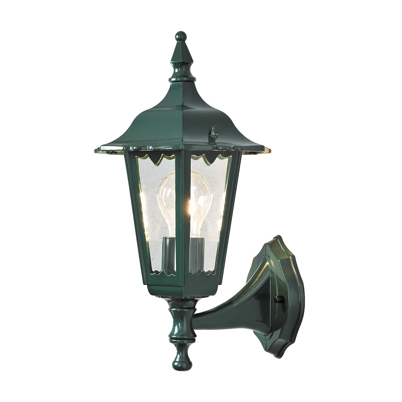 Konstsmide 7231-750 Basic Firenze Small Down Wall Light / Matt Black