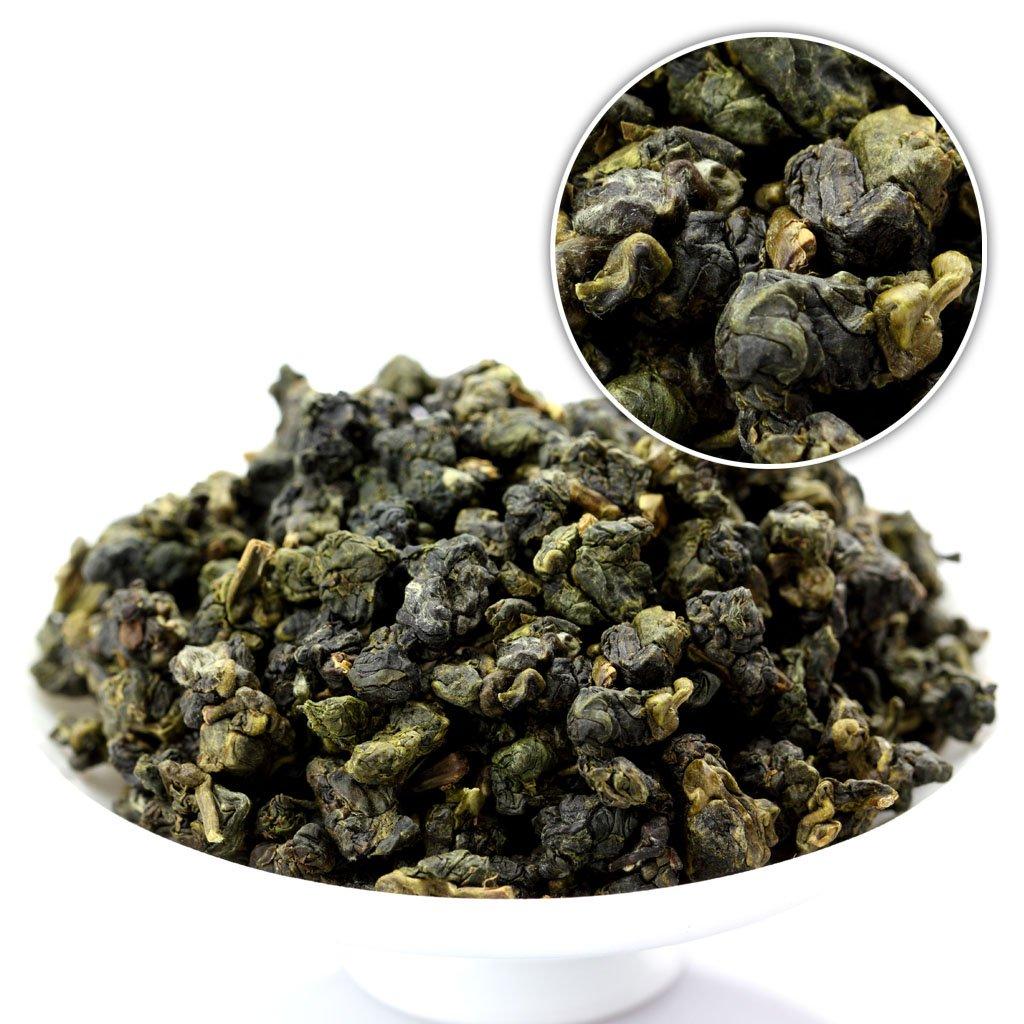 GOARTEA 100g (3.5 Oz) Organic Premium Taiwan High Mountain Jinxuan Jin Xuan Milk Oolong Tea