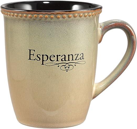 Taza crema «Esperanza»