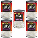 Thai Kitchen Coconut Cream, 13.66 ounce (Pack of 5)