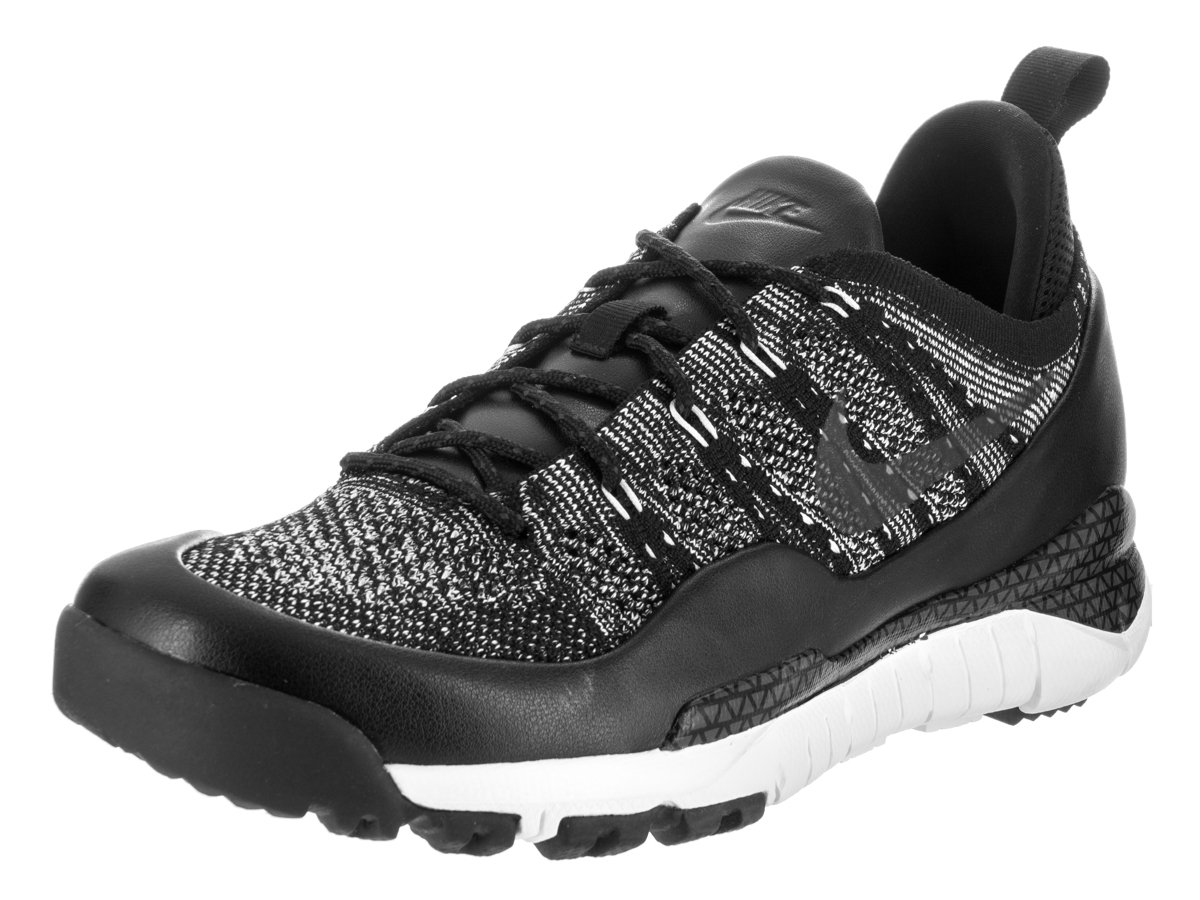 Nike Mens Lupinek Flyknit Low Casual Shoe  43 EU|Sail/Black/Anthracite