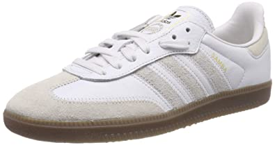half off c1b43 8073f adidas Samba OG Ft, Chaussures de Fitness Homme, Multicolore (Multicolor  000),