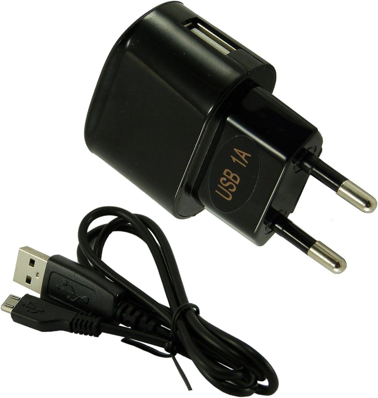 Acce2S Pour AMAZON Tablette Kindle FIRE 7 : Chargeur Secteur Usb 1a & Cable