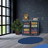 Vogue HYSH001 Cabinet, Multi Color - H 86 cm x W 38 cm x D 88 cm