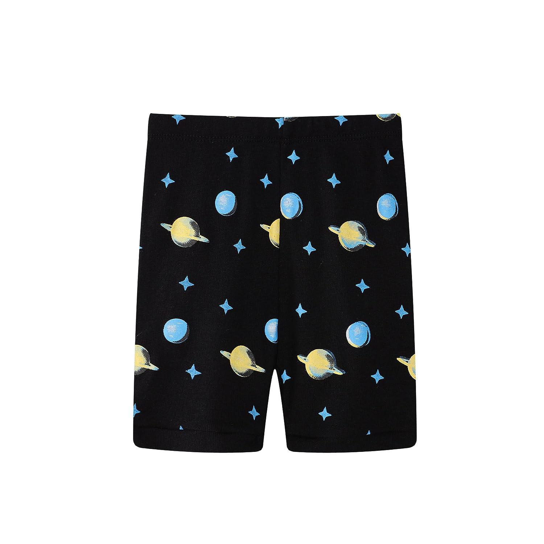61a8b1720 Amazon.com  GT GOLD TREASURE Little Kids Sleepwear Short Sleeve ...