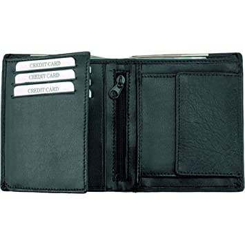 Amazon.com: Alassio 42107 - Monedero, color negro: Amazon ...