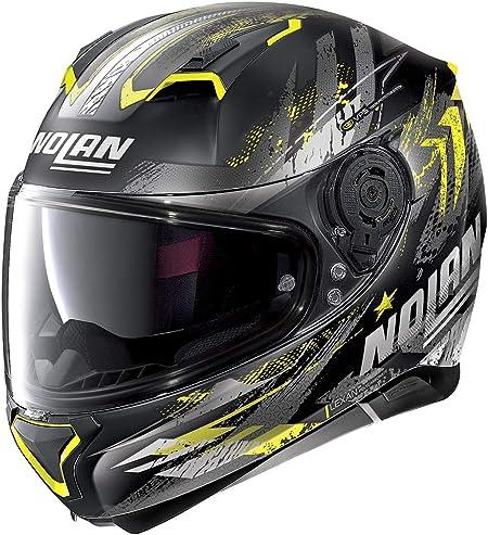 Nolan Herren N87 Helmet Flat Black M Auto