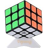 Moyu Aolong V2 3x3 Speed Cube Enhanced Edition Magic Cube Black