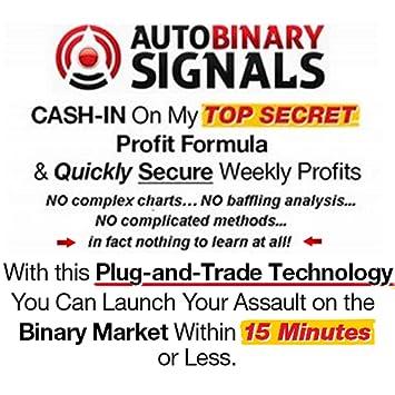 Amazon com: Auto Binary Signals Trading v2K: Appstore for