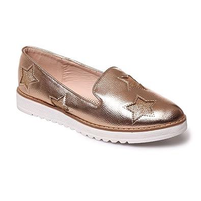 La Modeuse - Slippers femme en simili cuir GiXu6Ca9