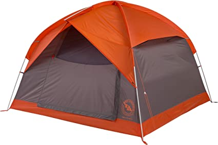 Amazon Com Big Agnes Dog House Camping Tent 4 Person Sports Outdoors