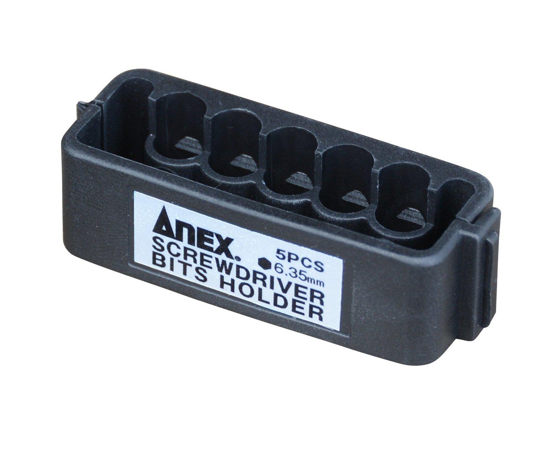 アネックス(ANEX) ビットホルダー 5本収納 ABH-05