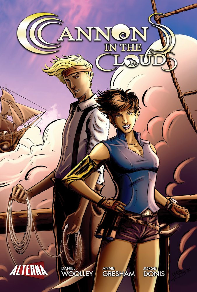 Read Online Cannons in the Clouds pdf