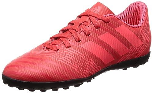 best cheap 90d38 9aae7 adidas Nemeziz Tango 17.4 Tf, Scarpe da Calcio Unisex-Bambini, Rosso (Reacor