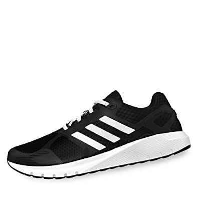 best service 123a9 0eb29 adidas Herren Duramo 8 M Laufschuhe, Schwarz (Core BlackFootwear  WhiteFootwear