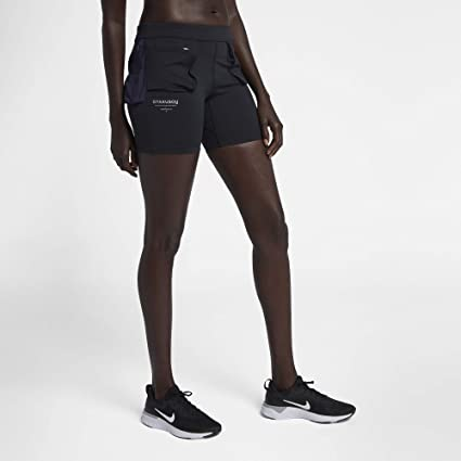 fbf0c1cb56ddd Amazon.com: Nike x Undercover Gyakusou Women's Running Short Tights ...