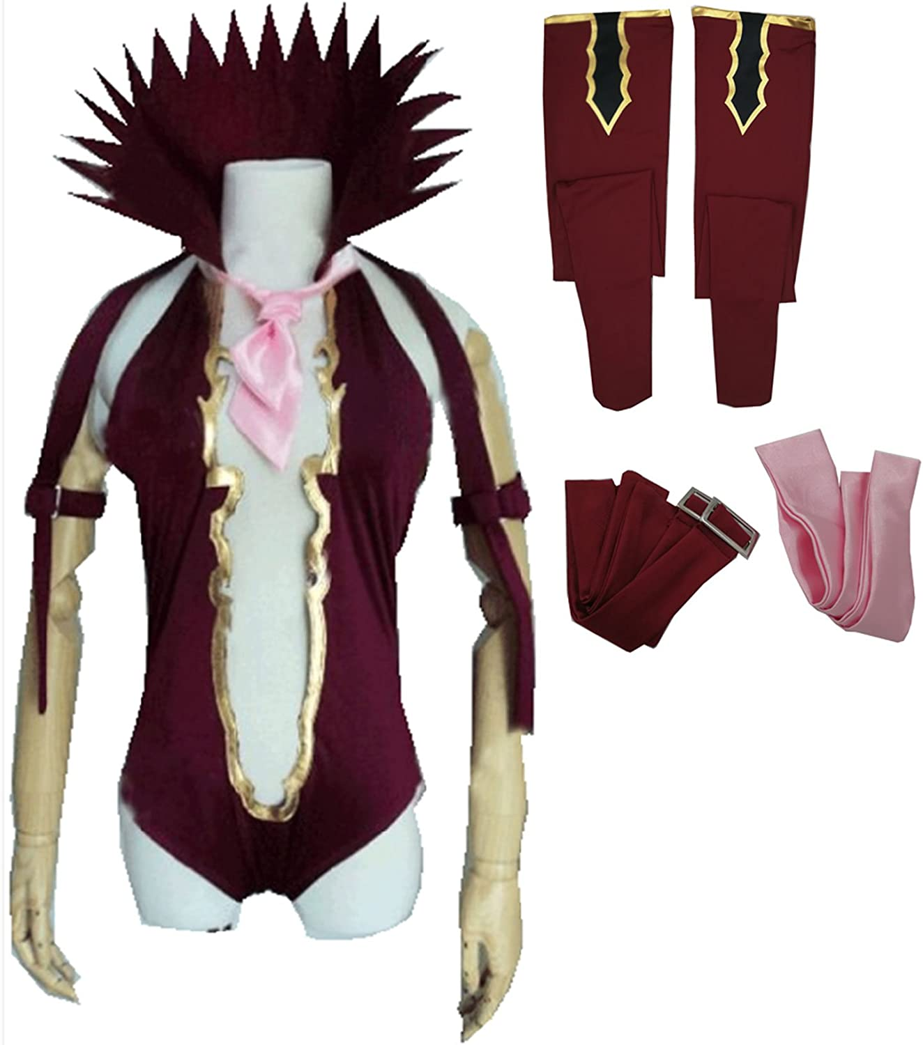Amazon Com Vicwin One Mirajane Strauss Devil Cosplay Uniform Halloween Cosplay Costume Clothing Redbubble is trusted by millions of customers and 200,000+ independent creators. strauss devil cosplay uniform halloween