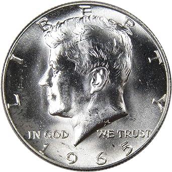 CLAD 1976-D UNCIRCULATED BU KENNEDY HALF DOLLAR 20 COIN ROLL