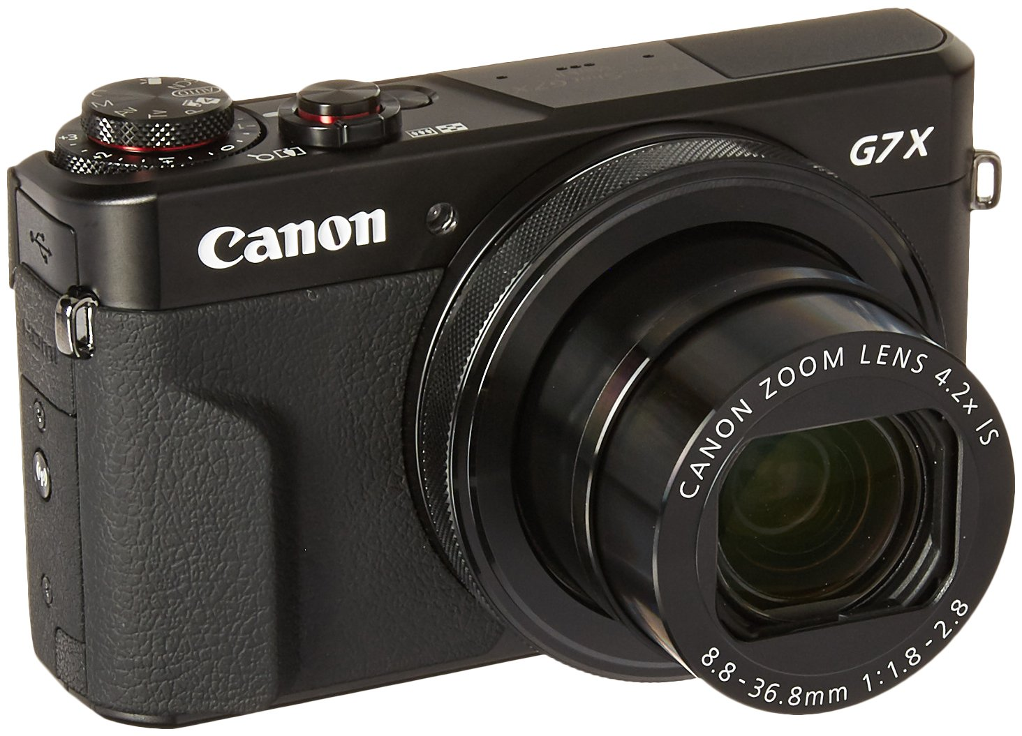 Canon G7X II Review