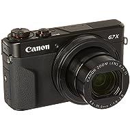 Canon PowerShot G7 X Mark II (Black) (International Model) No Warranty