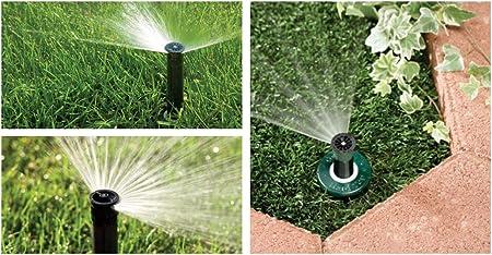 Modtek Replacement Pop UP Sprinkler Heads for RainBird Pop Up Sprinklers 5, 6AN