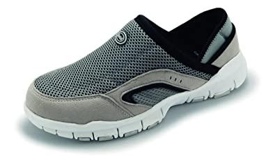 3ade0dabfb70 Scholl Biomechanics Leisure Sandals - Grey (UK 4 EU 37)  Amazon.co ...
