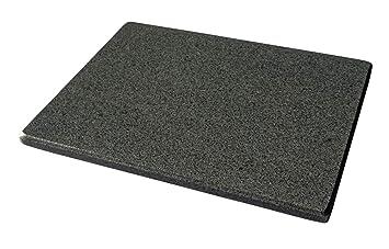Grillstein Für Gasgrill : Universal pizzastein natürlicher back grillstein aus poliertem