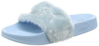 ac01768f1c08 Image Unavailable. Image not available for. Color  Puma Women s Fur Slide  Wns