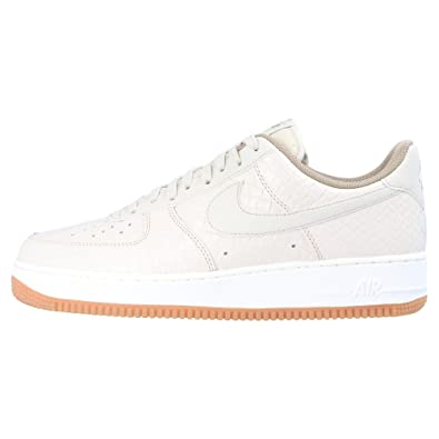 Nike Sportswear AIR Force 1 '07 PRM Femme Baskets Mode Beige