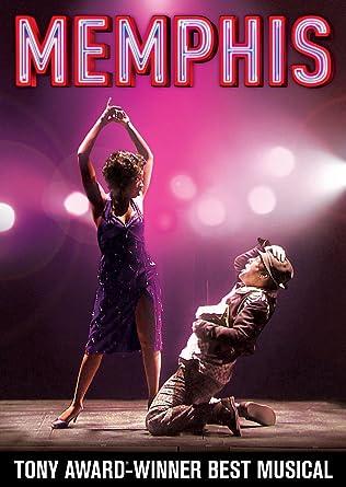 Amazon.com: Memphis: The Original Broadway Production: Chad ...