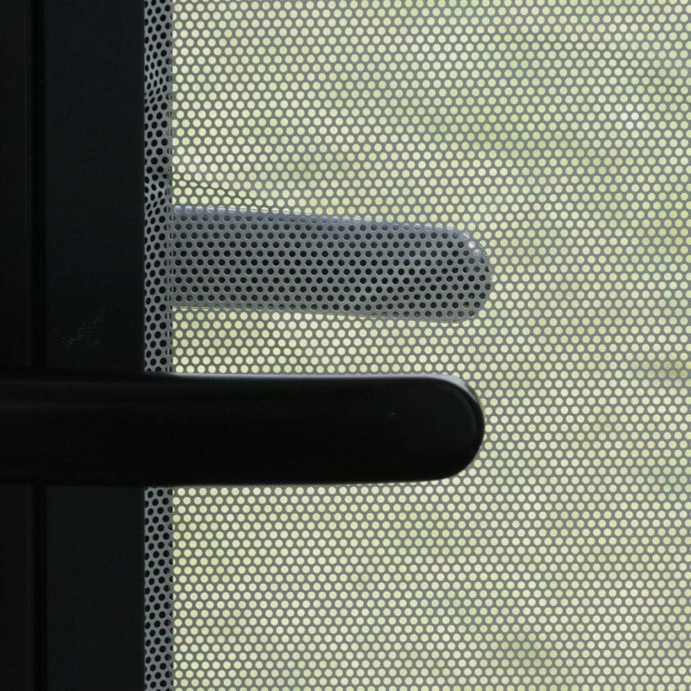 HOHOFILM Film de fen/être perfor/é pour fen/être 4ft x 10ft Roll Noir