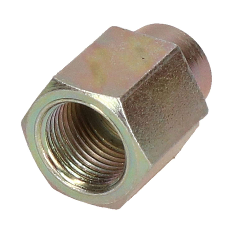 AB Tools-Bond Femmina in Acciaio Tubo Freno raccordi 12x1mm per 1//4 6mm Tubo del Freno 10pc