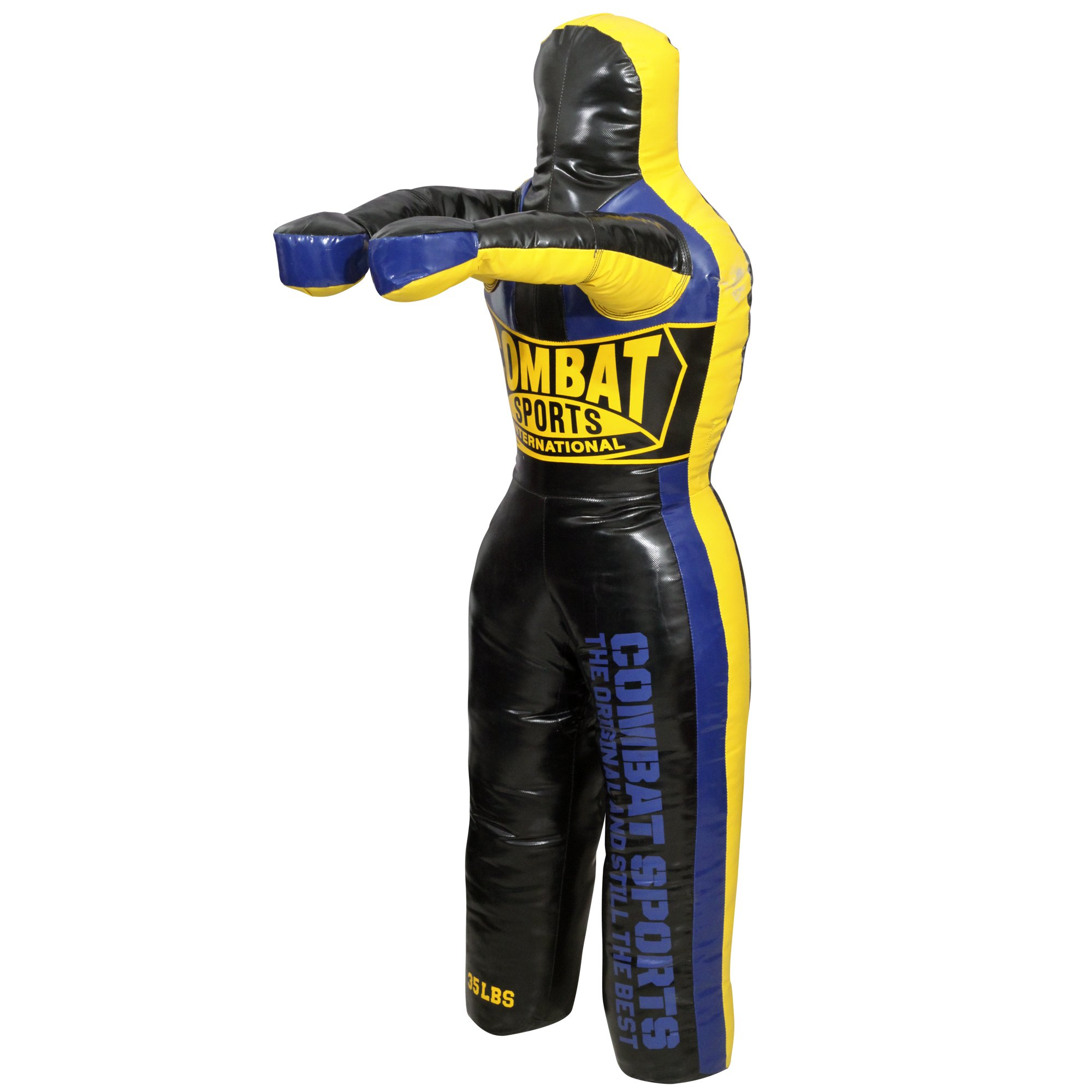 Combat Sports Youth Grappling MMA Wrestling Submission Fitness Jui Jitsu Dummy, 35 lb