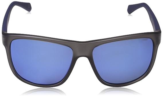 Polaroid PLD 2057/S 5X RCT 57 Gafas de Sol, Azul (Matt Blue ...