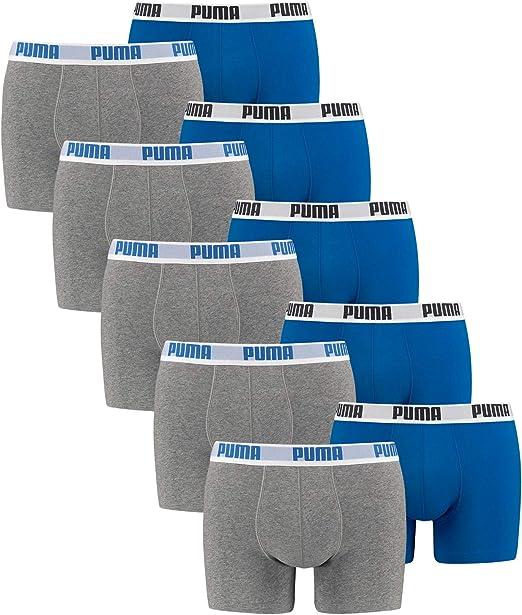 PUMA 521015001 - Calzoncillos Tipo bóxer: Amazon.es: Ropa y accesorios