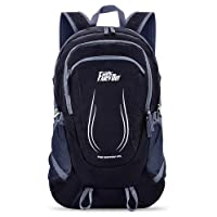 CoCoMall 45L Travel Backpack, Packable Lightweight Hiking Backpack Daypack, Water-Resistant Foldable Camping Outdoor Backpack for Travelling