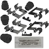 ACDelco 18K1352X Professional Front Disc Brake Caliper Hardware Kit with Clips Seals and Bushings