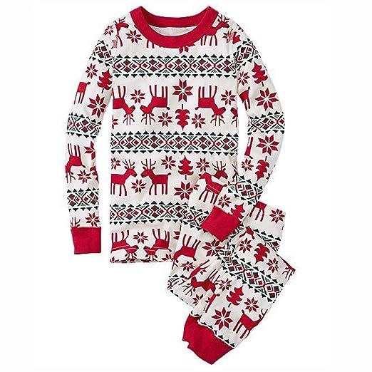 Family Christmas Pajamas From $11.03 @ Amazon Seller: FunnyDay