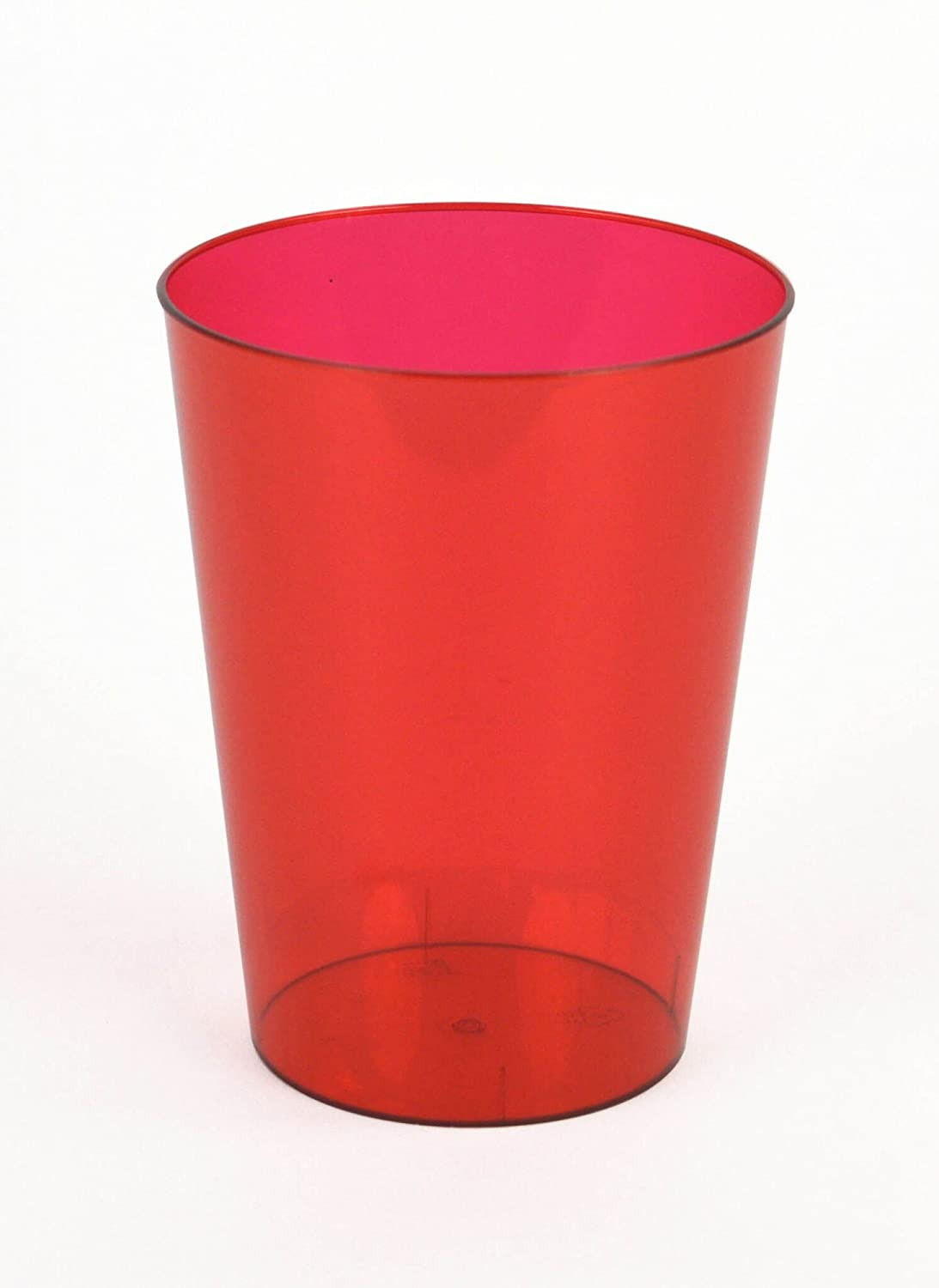 Becher 300ml in rot 8 Stück [Import allemand] JMG S.R.L