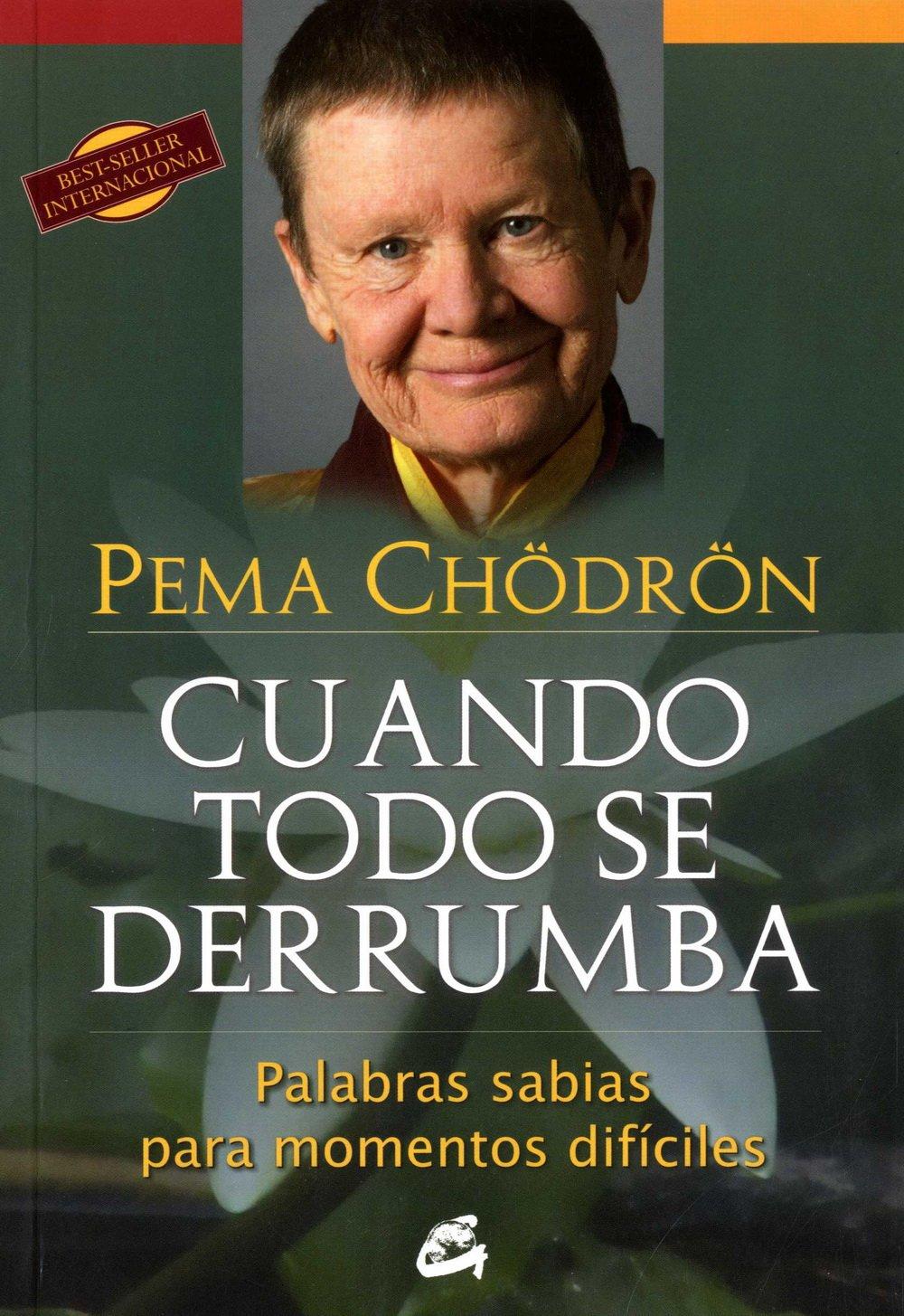 Cuando Todo Se Derrumba (Budismo) Tapa blanda – 15 feb 2013 Pema Chödrön Miguel Iribarren Berrade Gaia 8484454290