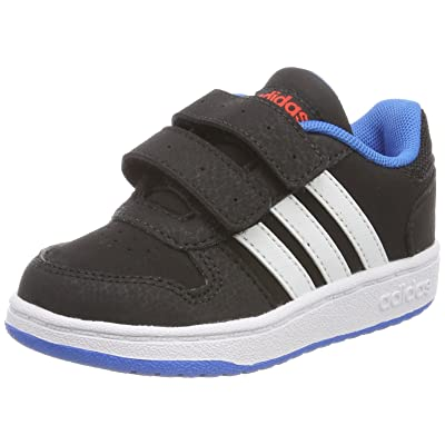 cheap for discount 90182 911be adidas Hoops 2.0 CMF I, Chaussons Bas Mixte Bébé