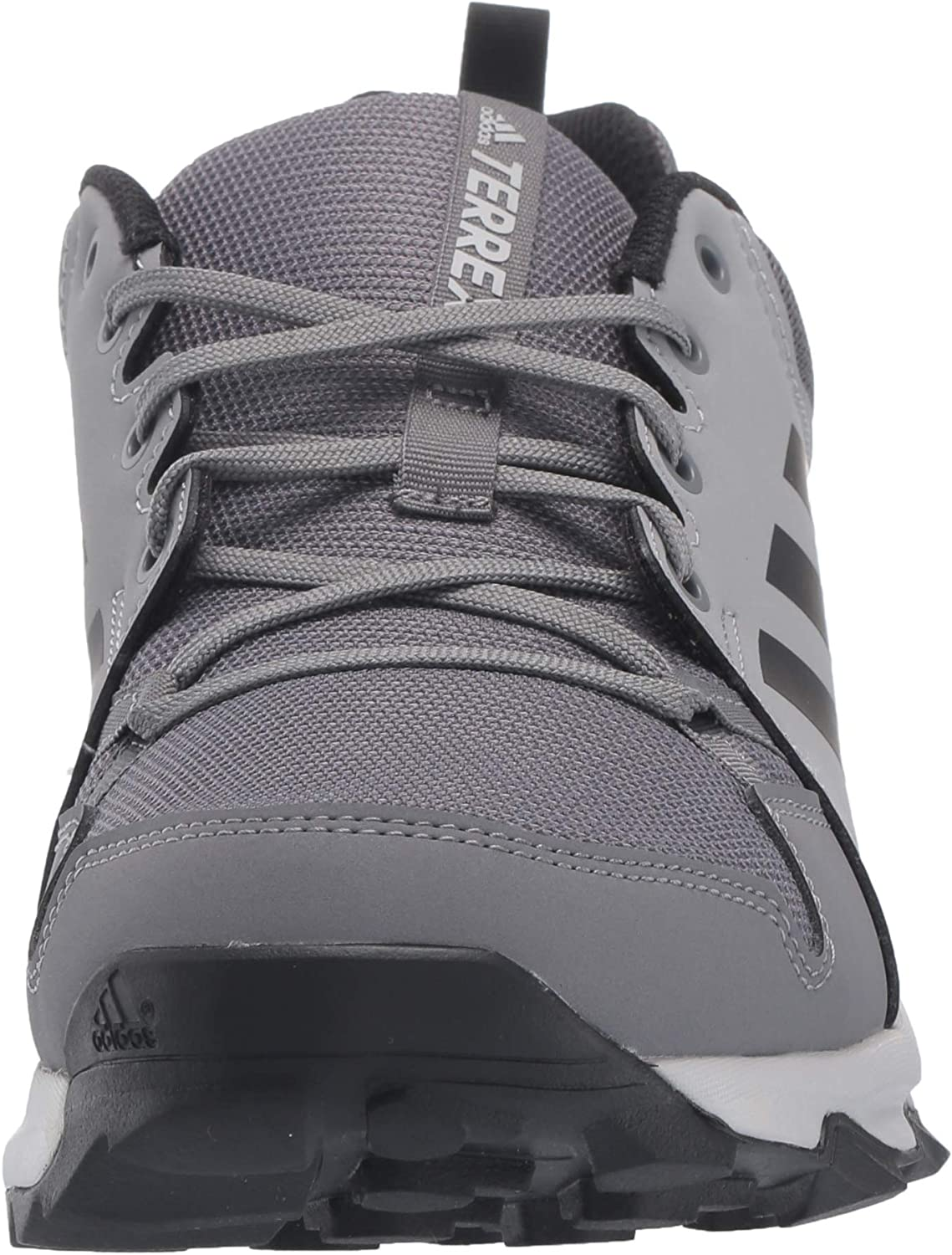 adidas outdoor Men s Terrex Tracerocker Trail Running Shoe, Grey Four Black Grey Three, 11.5 D US