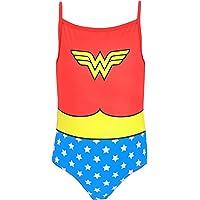 Wonder Woman DC Comics Bañador para niña
