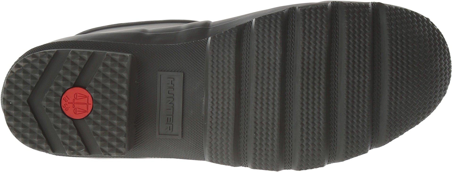 Hunter Men's Original Short Rain Boots Dark Olive 9 M US