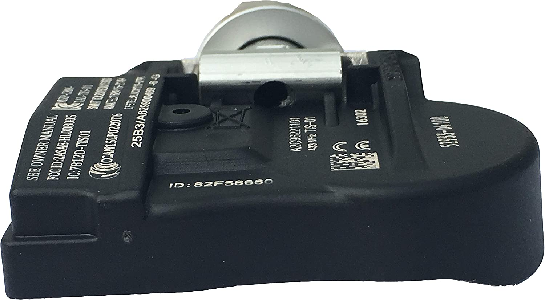TPMS063 Gussin 433Mhz TPMS Sensor Tire Pressure Monitoring System ...