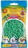 Hama Beads - Light Green (1000 Midi Beads)