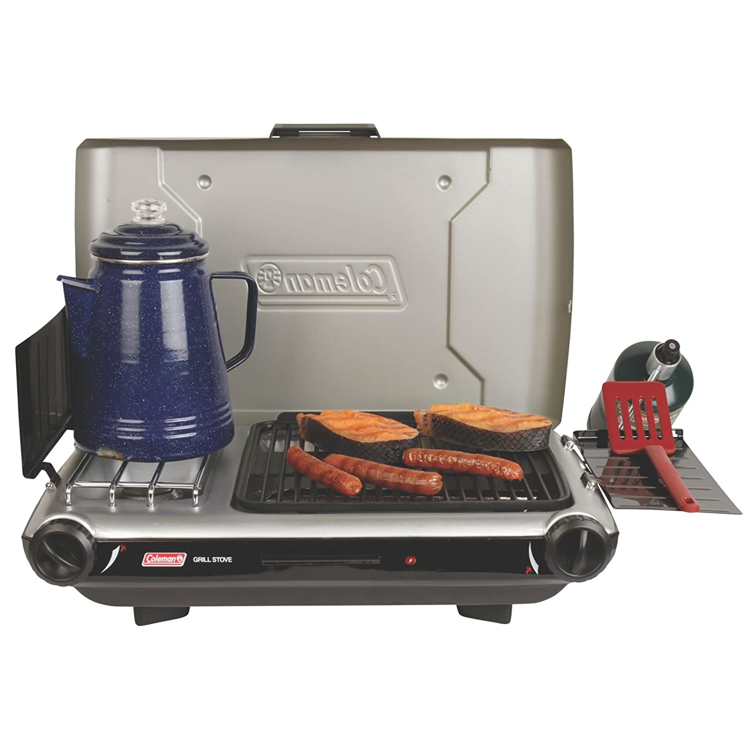 The Coleman Company Inc 2000020925NP Coleman Camp Propane Grill//Stove