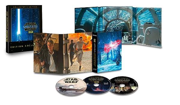 Star Wars - Le Réveil de la Force (Star Wars: Episode VII - The Force Awakens) [Digipack] 71CGFy94A-L._SL600_